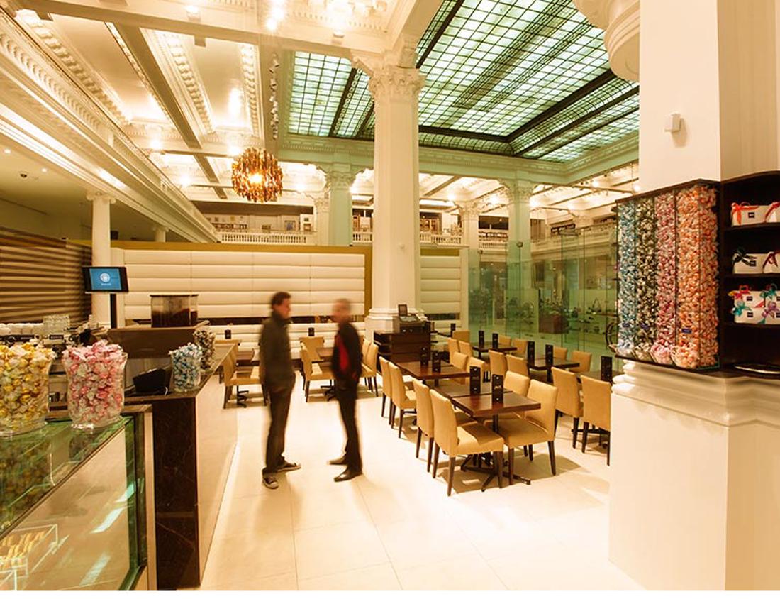 Lindt Cafe2