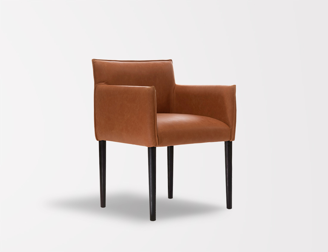 Aries Chair With Round Legs 1